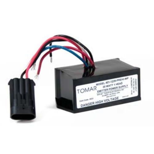 Emitter Power Supplies, Emitter Power Supplies, TOMAR Electronics Inc.