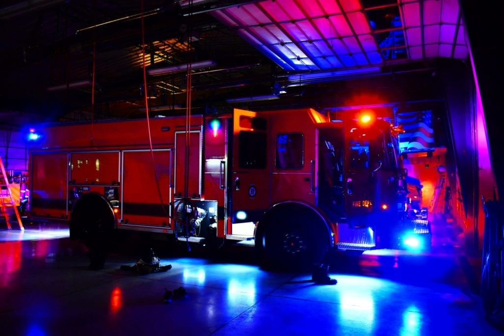 , NFPA SYSTEMS – PUMPER, TOMAR Electronics Inc.