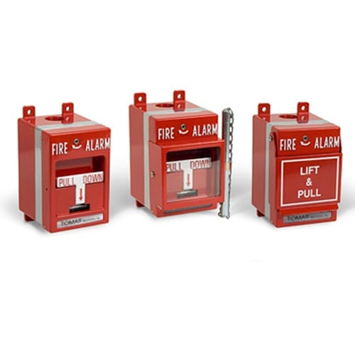 , FIRE ALARM/PULL STATION ACCESSORIES, TOMAR Electronics Inc., TOMAR Electronics Inc.
