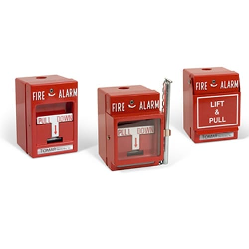, RMS-WP – Weather Proof Fire Alarm Pull Stations, TOMAR Electronics Inc., TOMAR Electronics Inc.