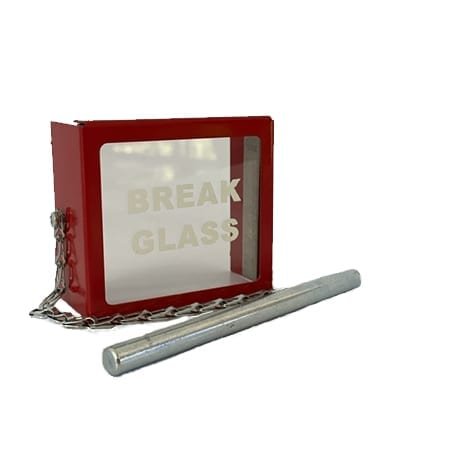 Fire Pull Break Glass Adapter, Fire Pull Break Glass Adapter, TOMAR Electronics Inc.