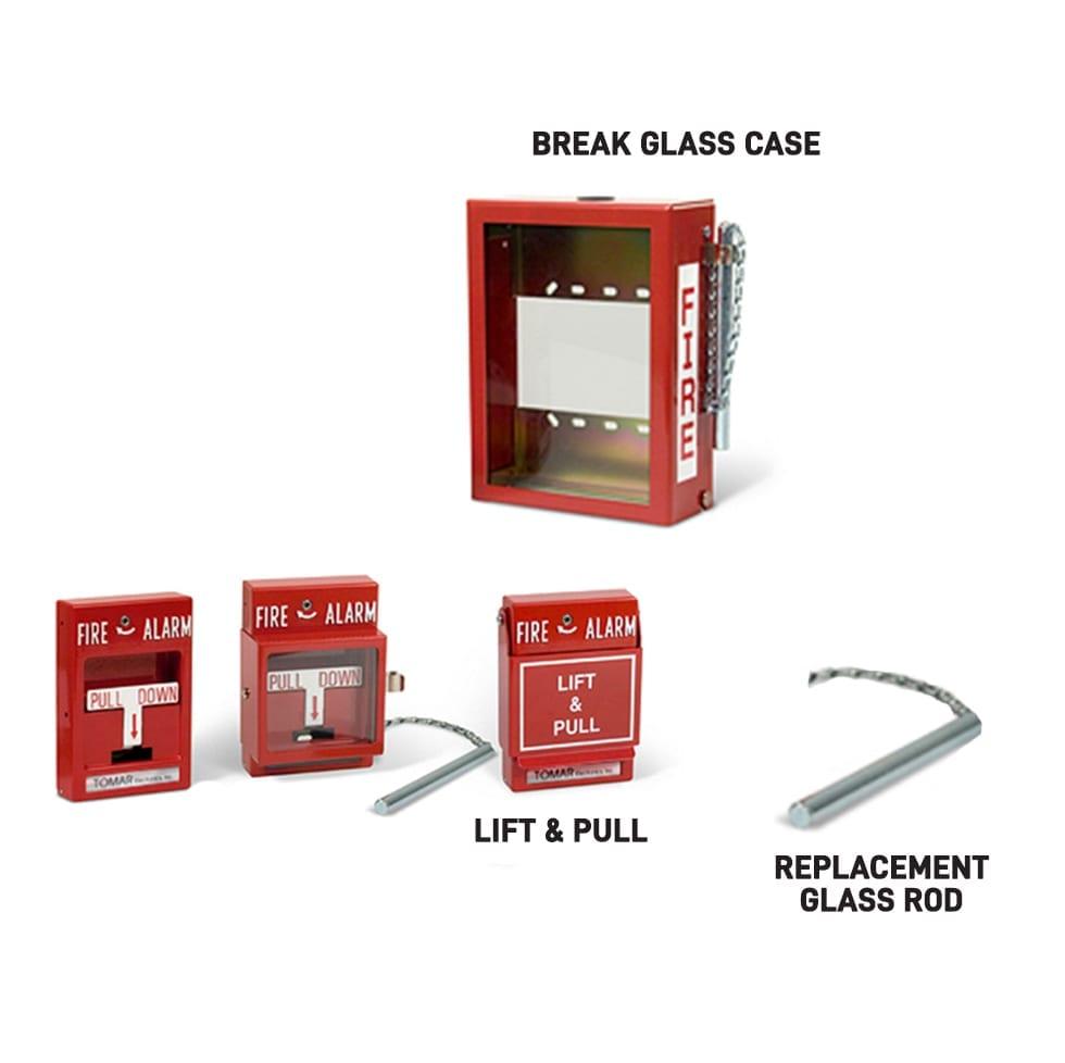 Fire Alarm/Pull Stations, FIRE ALARM/PULL STATIONS, TOMAR Electronics Inc., TOMAR Electronics Inc.