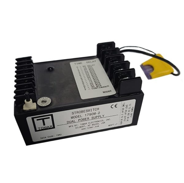 Power Up, Power Module – Power Up To Three 1790-1014 detectors, TOMAR Electronics Inc., TOMAR Electronics Inc.