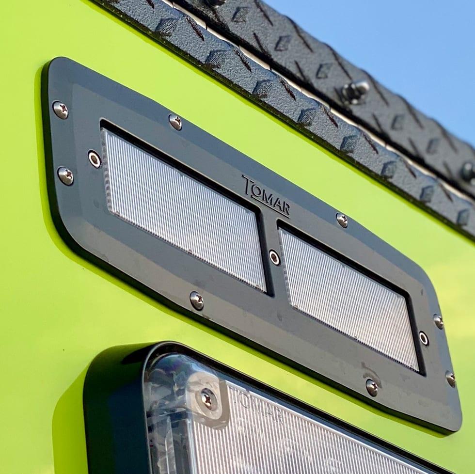 TRX Series Lightbar, TRX SERIES, TOMAR Electronics Inc.