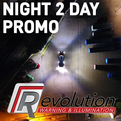 , Revolution R79 Scene Light Set of 2 – Night 2 Day Promo, TOMAR Electronics Inc.